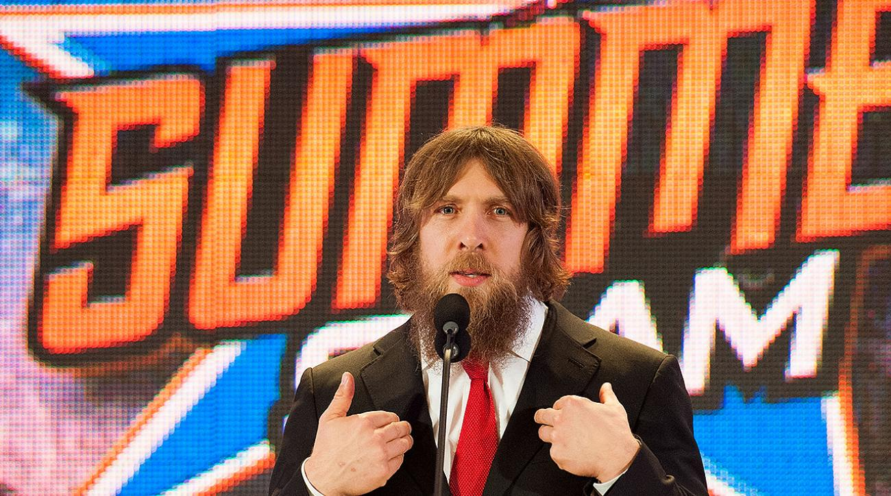 Daniel Bryan, WWE, WWE superstar Daniel Bryan, Daniel Bryan concussions, Yes Book, Yes, Yes Man