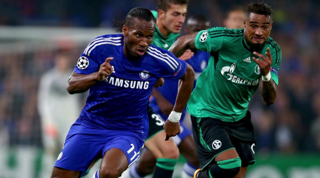 Report: Montreal Impact acquire Didier Drogba's MLS rights