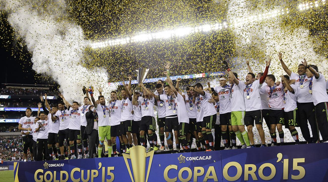 Mexico wins record 7th CONCACAF Gold Cup, beats Jamaica 3-1 in final