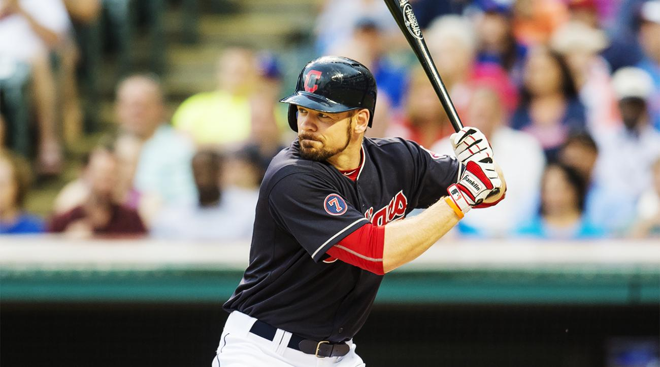 Indians trade outfielder Brandon Moss to Cardinals