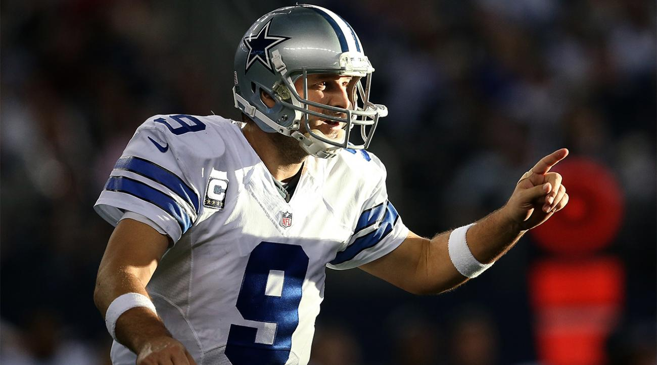 Tony Romo joins Under Armour