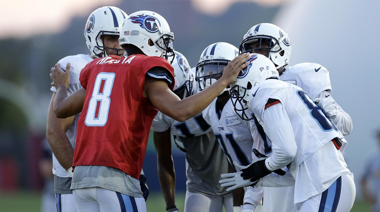 Marcus Mariota on the importance of taking care of the football