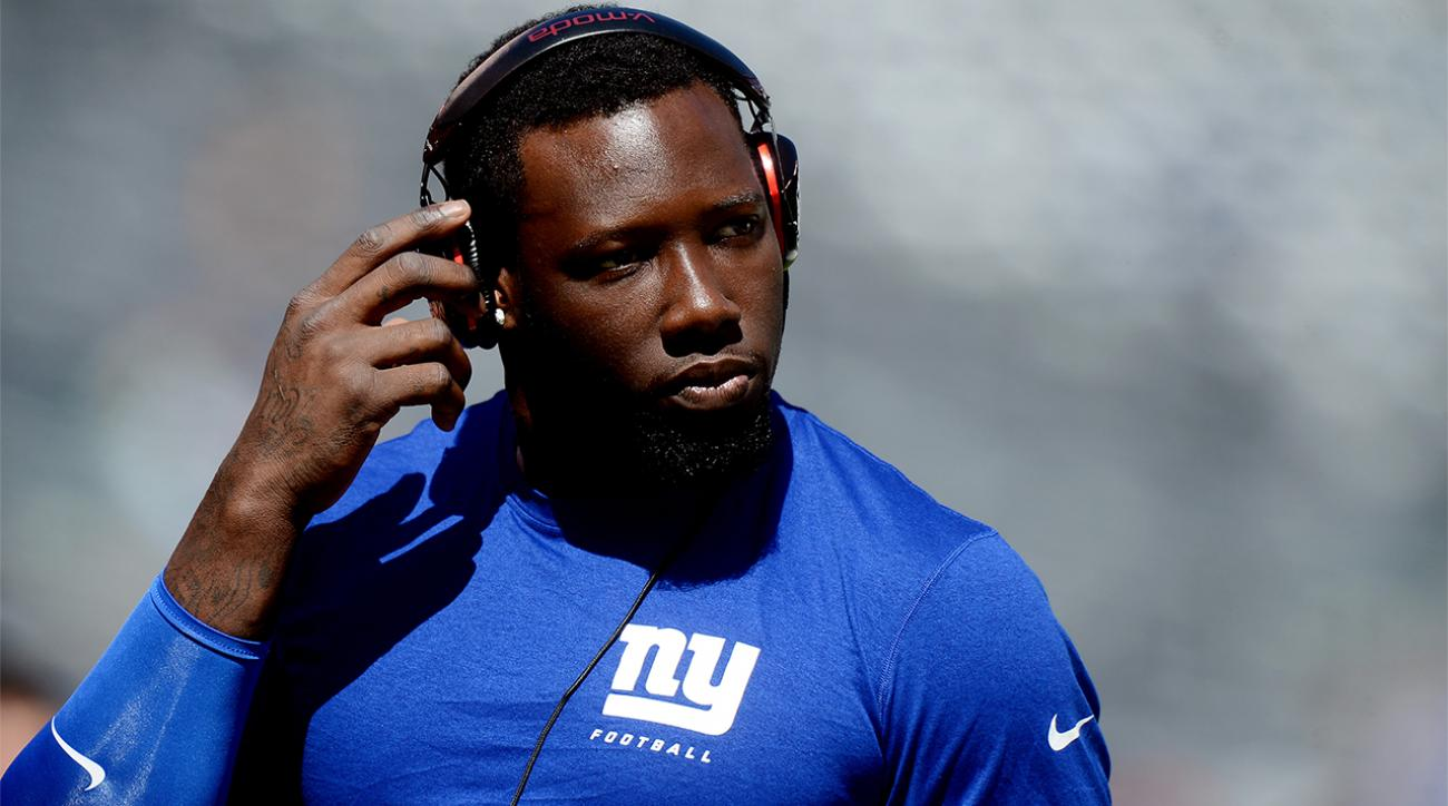 Jason Pierre-Paul to Giants defensive line coach: 'I'll be back'