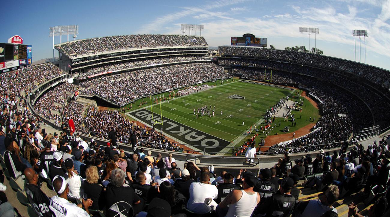 NFL exec: Oakland hasn't given 'viable' stadium plan