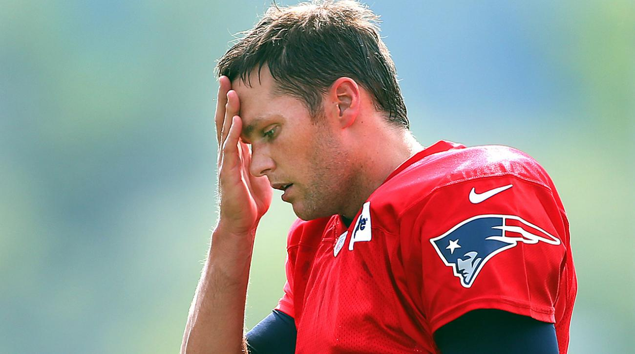 Report: No chance of NFL, Brady settlement before Wednesday hearing