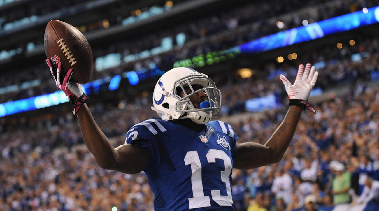 T.Y. Hilton signs 5-year extension with Colts worth up to $65 million