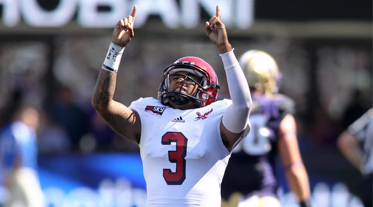 Vernon Adams passes exam, joins the Oregon Ducks