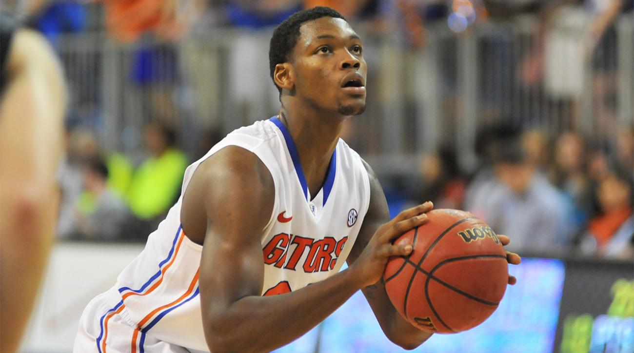 Lakers agree to sign undrafted ex-Florida star Michael Frazier II IMAGE