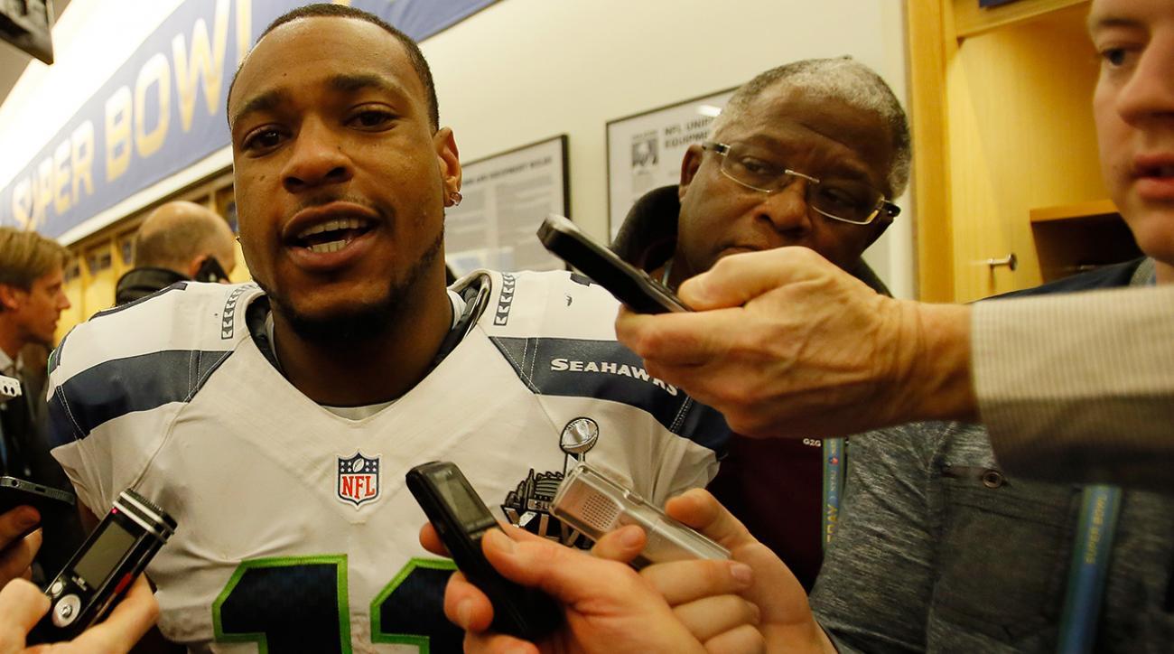 Percy Harvin: Seahawks teammates were 'acting like kids'