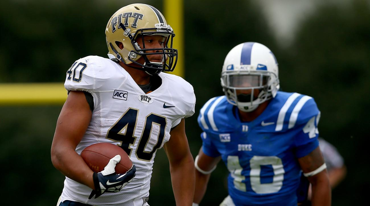 2015 ACC college football preview James Connor IMG