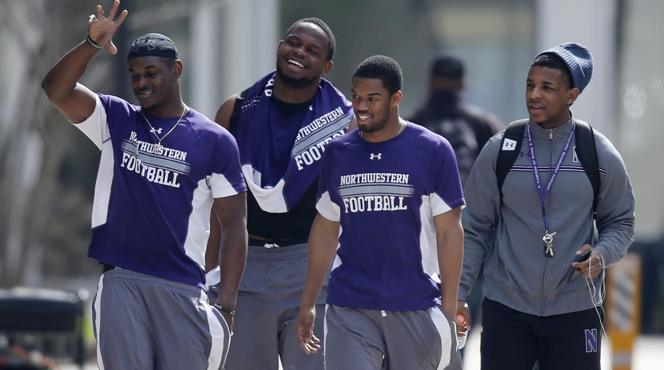 NLRB punts on decision to allow student athletes to unionize