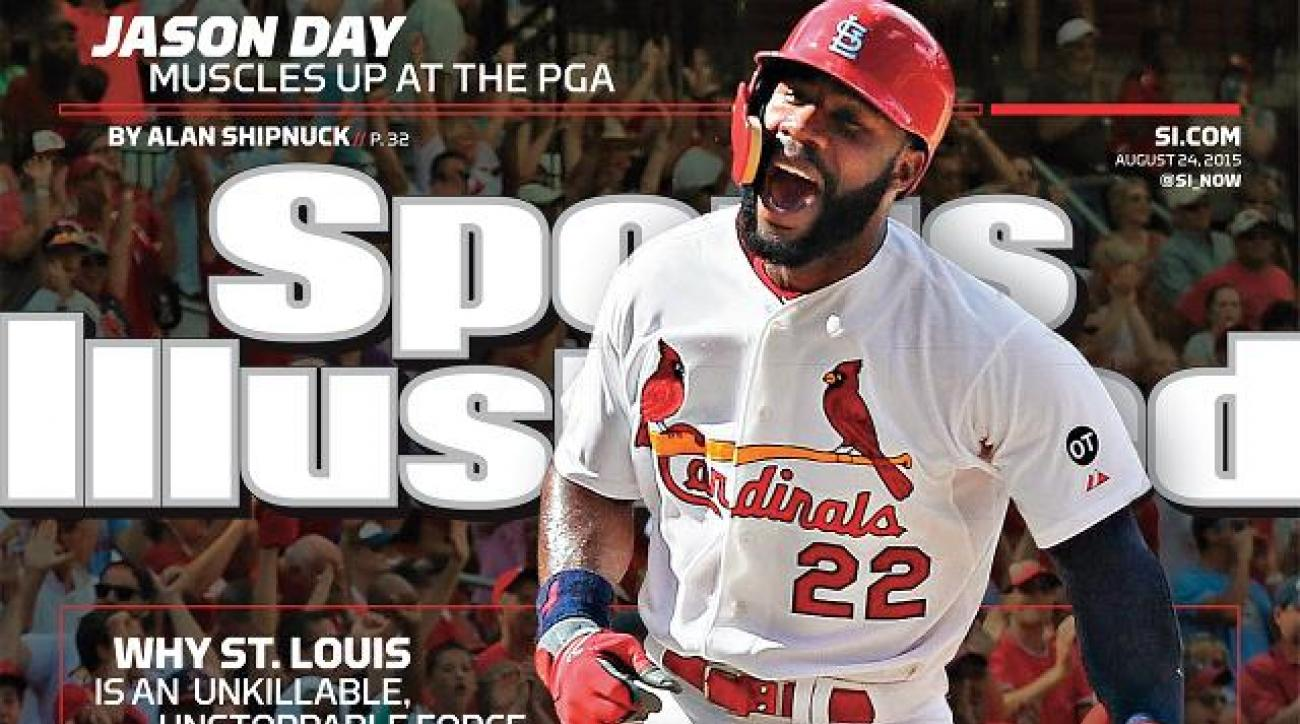 Cardinals Rule this week's cover of Sports Illustrated
