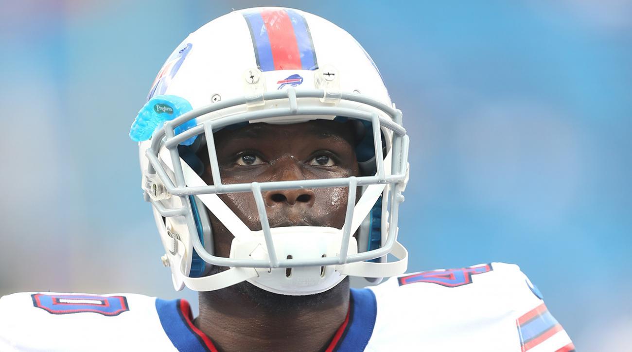 Report: Bills rookie RB Karlos Williams to miss multiple weeks with injury IMAGE