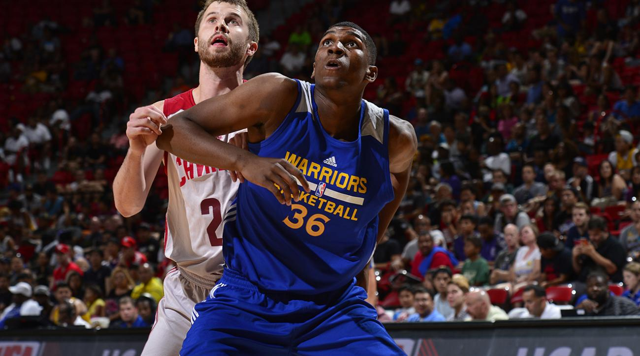 Warriors rookie Kevon Looney out 4-6 months after hip surgery IMAGE