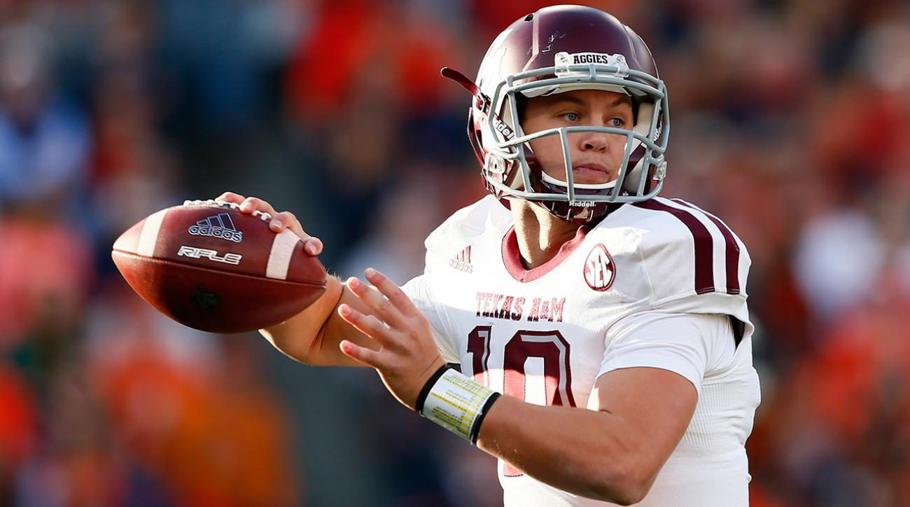 Kyle Allen named Texas A&M starting QB IMAGE