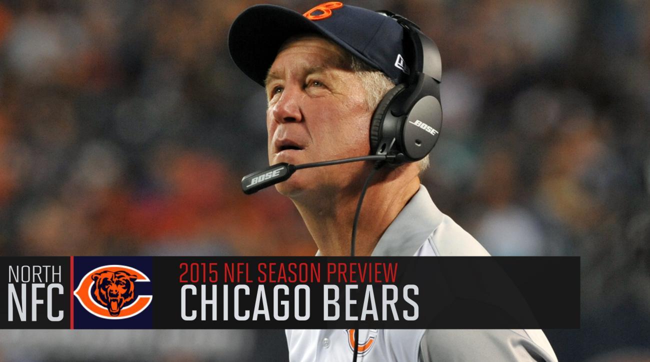 Chicago Bears 2015 season preview