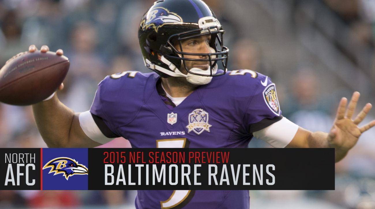 Baltimore Ravens 2015 season preview