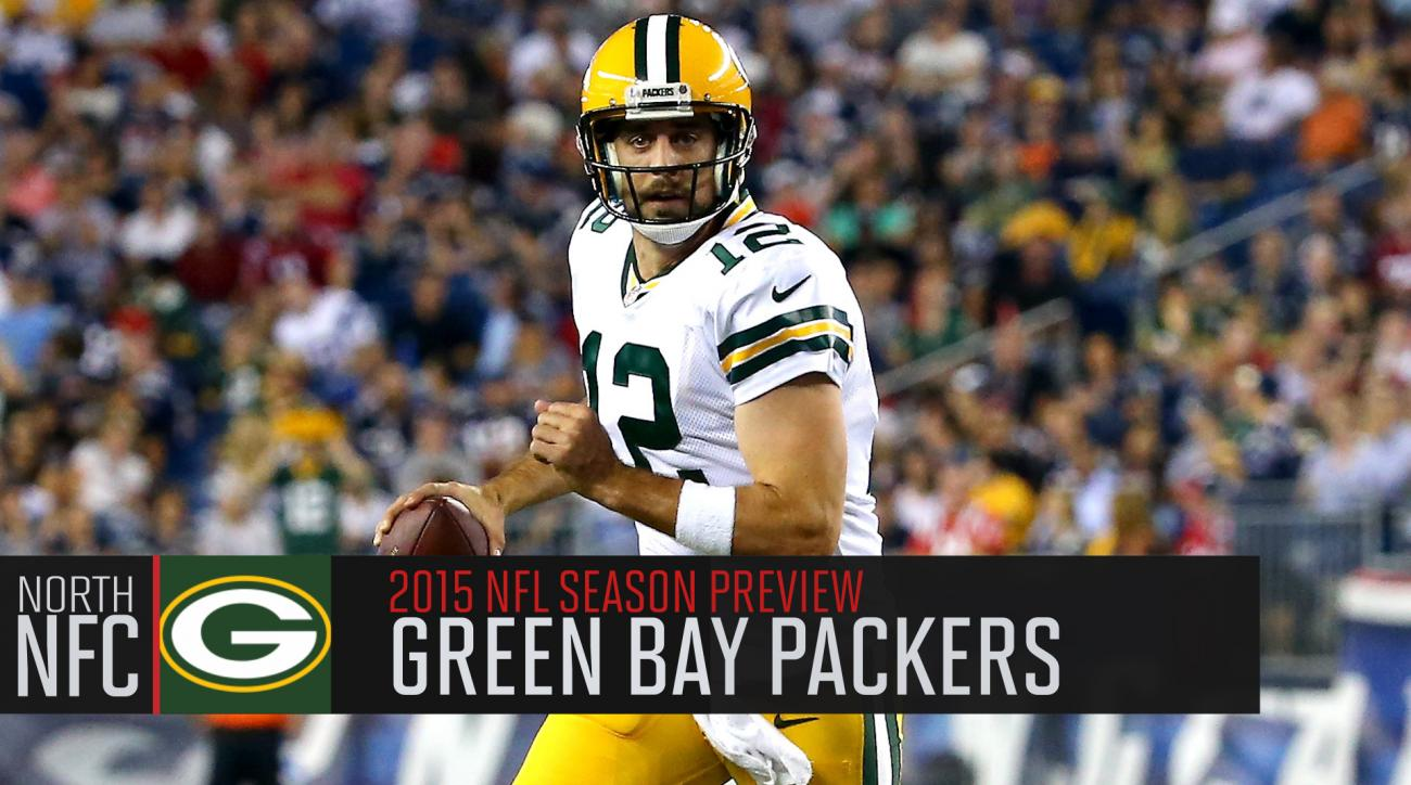 Green Bay Packers 2015 season preview