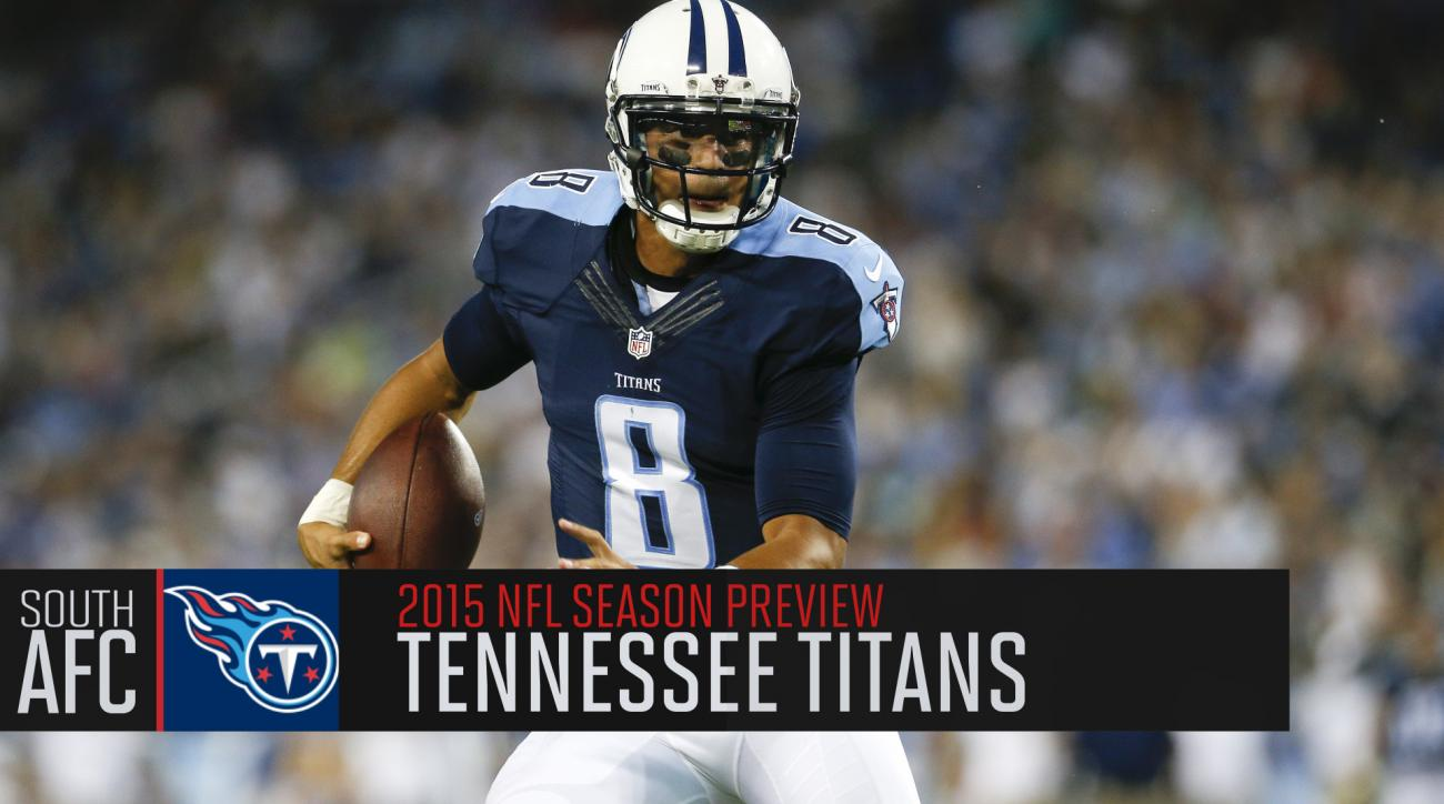 Tennessee Titans 2015 season preview