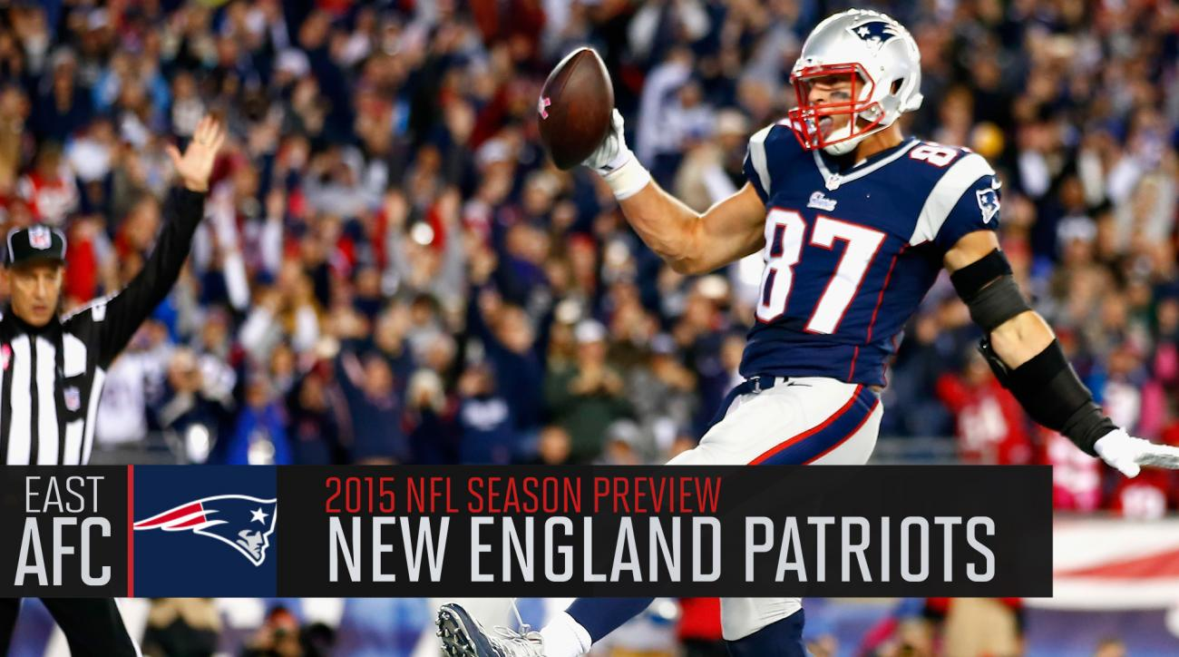 New England Patriots 2015 season preview