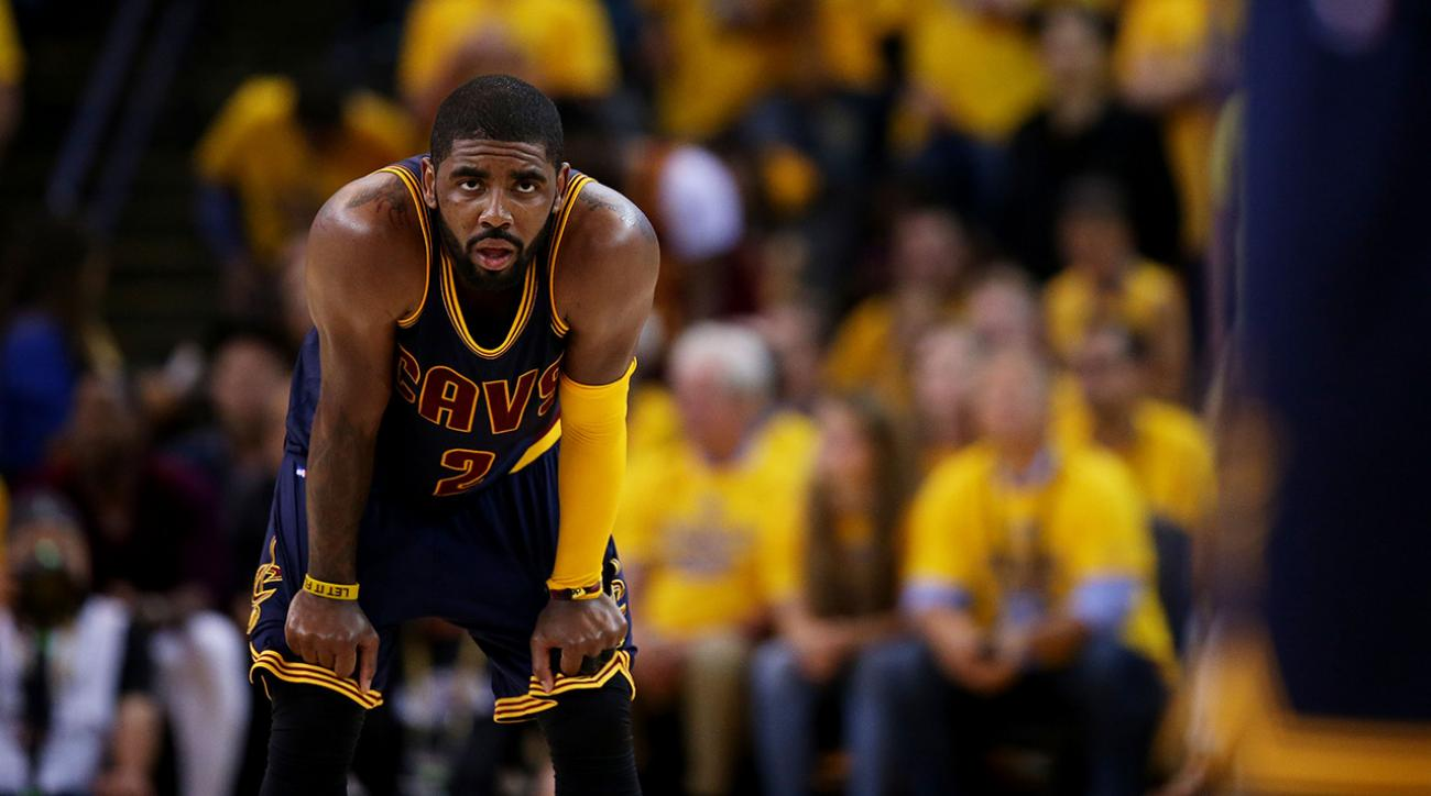 Cavaliers' Kyrie Irving reportedly out for season opener (IMAGE)