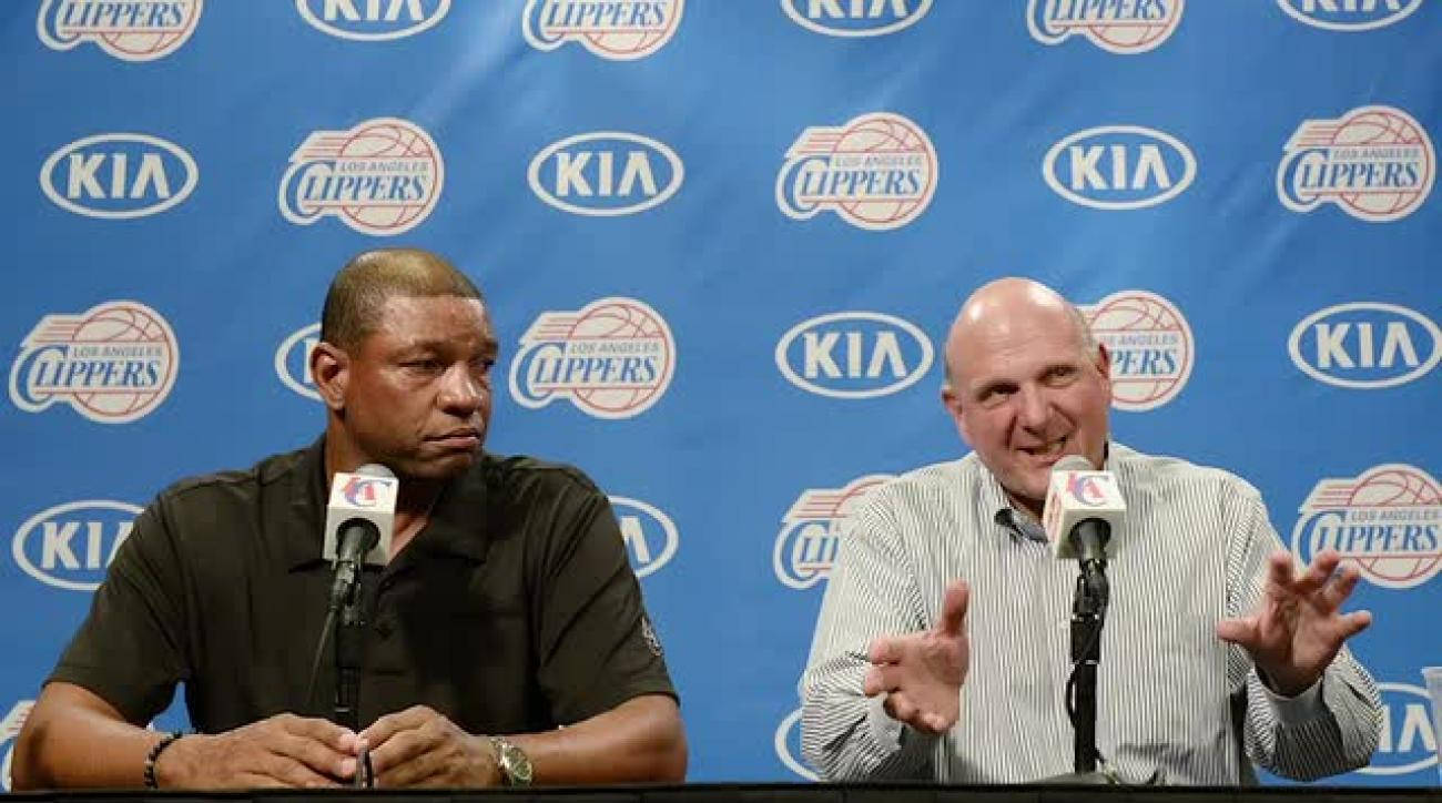 Steve Ballmer looking to live stream Clippers games IMAGE