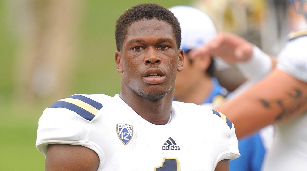 UCLA starting cornerback Ishmael Adams arrested for robbery