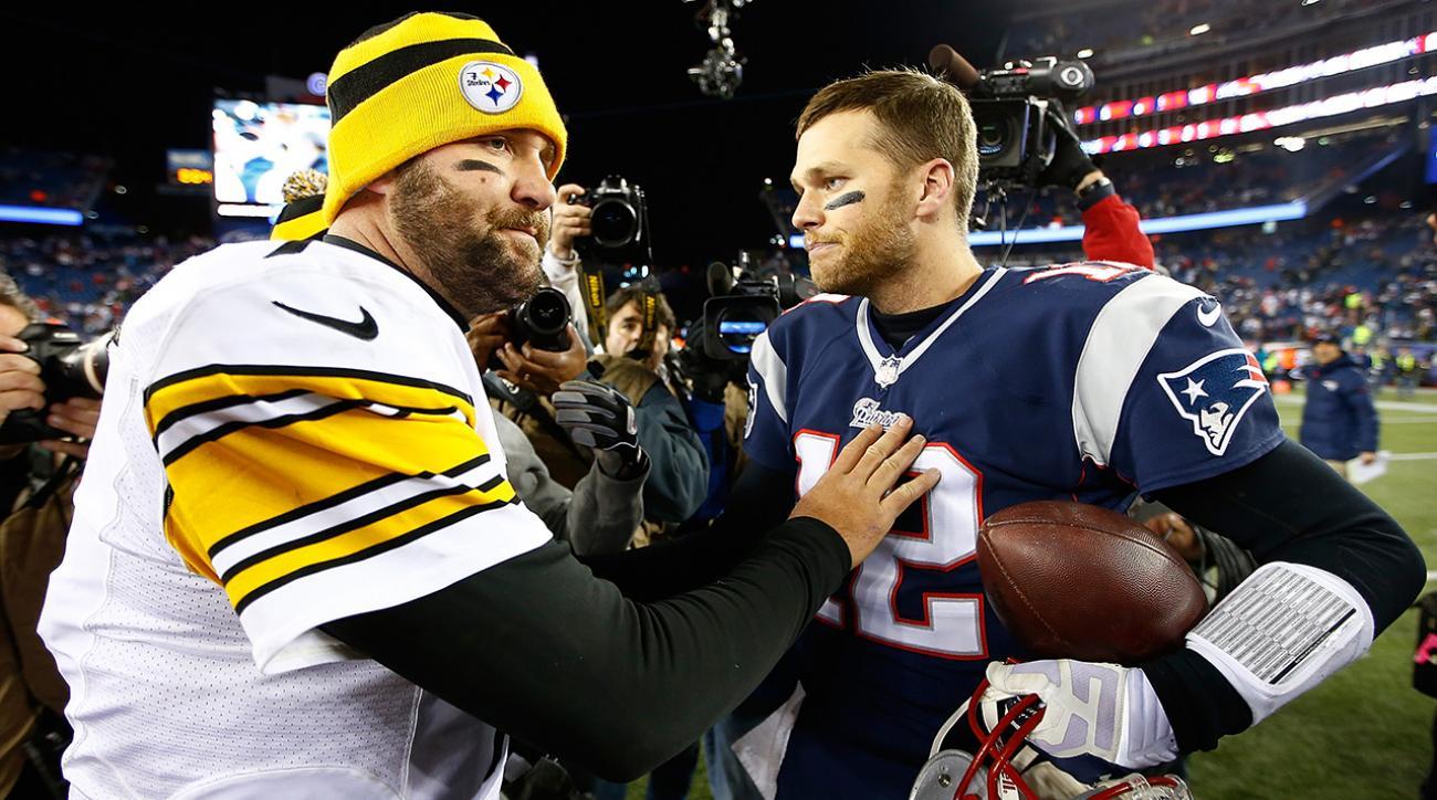 Ben Roethlisberger not 'surprised at all' Tom Brady won ruling