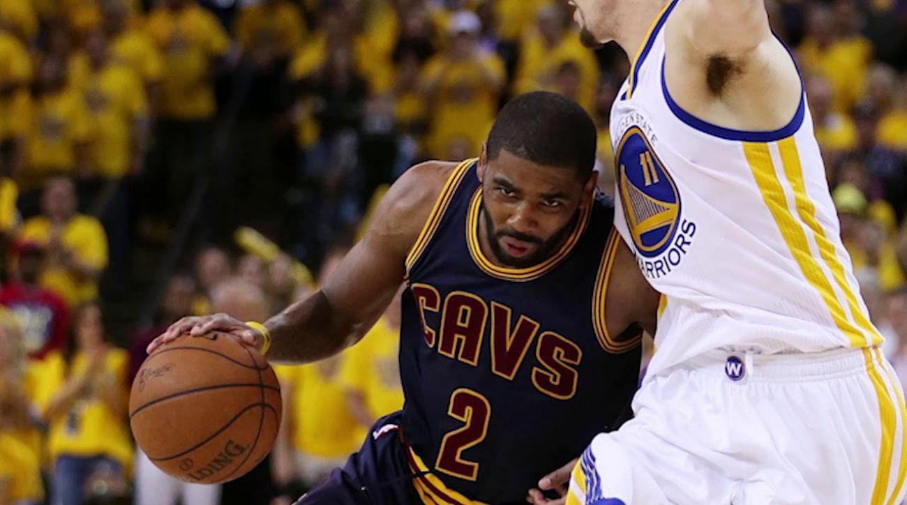 Report: Kyrie Irving to return 'well before' January