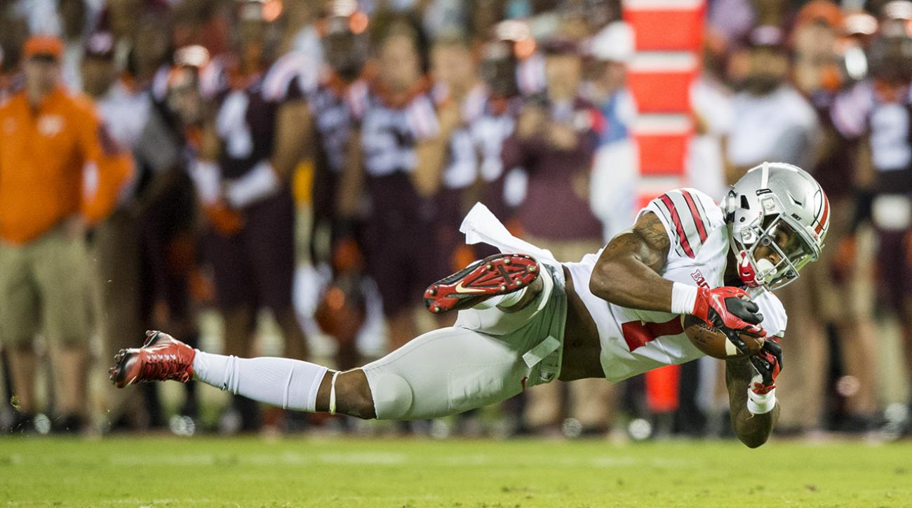 ncaaf, Ohio State Buckeyes, power rankings, si video