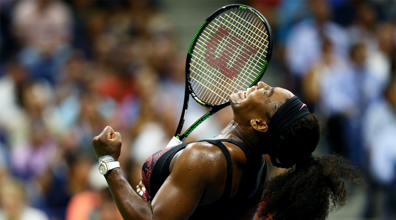 Serena Williams tops sister Venus at U.S. Open IMAGE