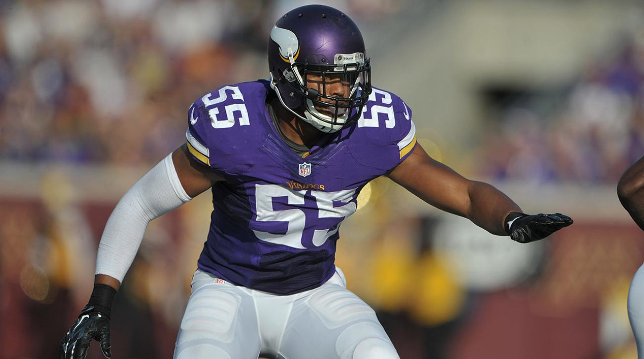 Rising Stars: Anthony Barr