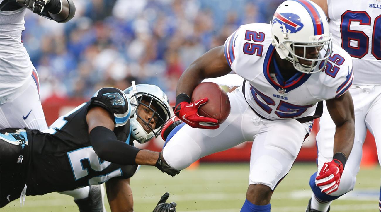 Week 1: Wednesday NFL injury roundup