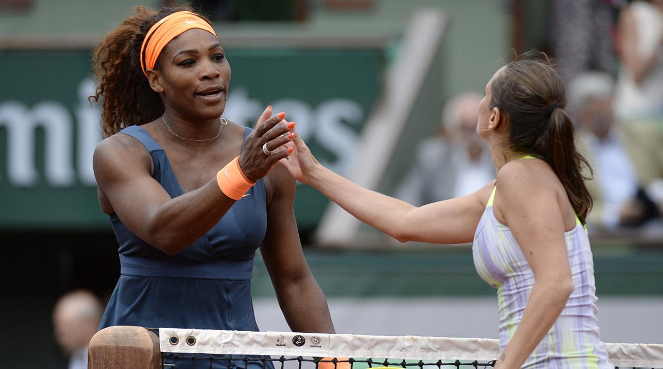 U.S. Open Women's Semifinals Preview: Serena Williams vs. Roberta Vinci IMG