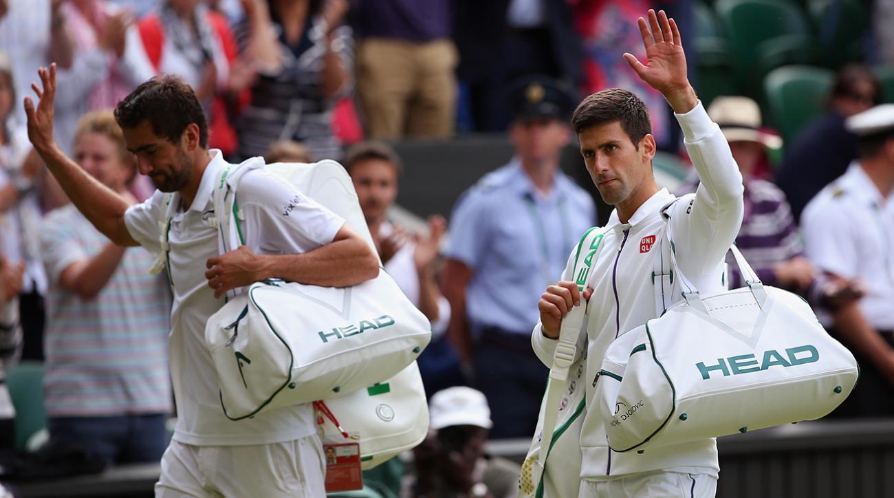 U.S. Open Men's Semifinals Preview: Novak Djokovic (1) vs. Marin Cilic (9)