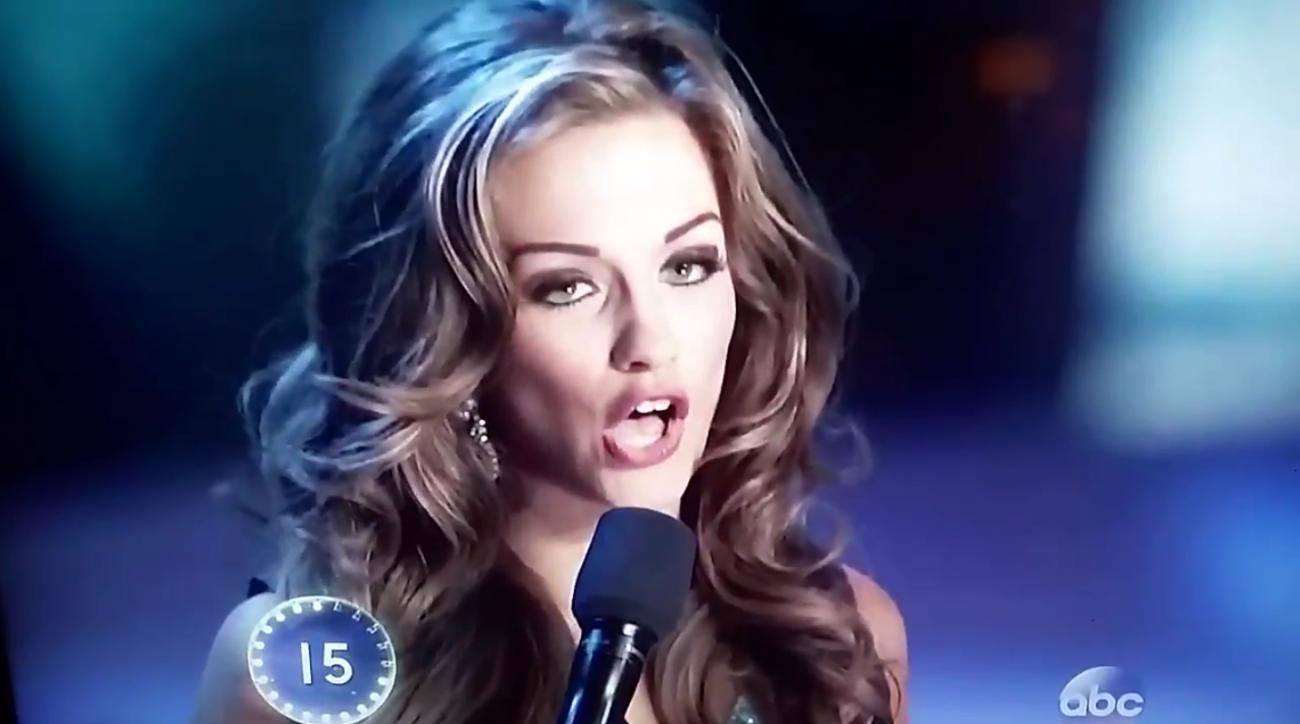 Mustard Minute: Miss America says Tom Brady cheated IMG