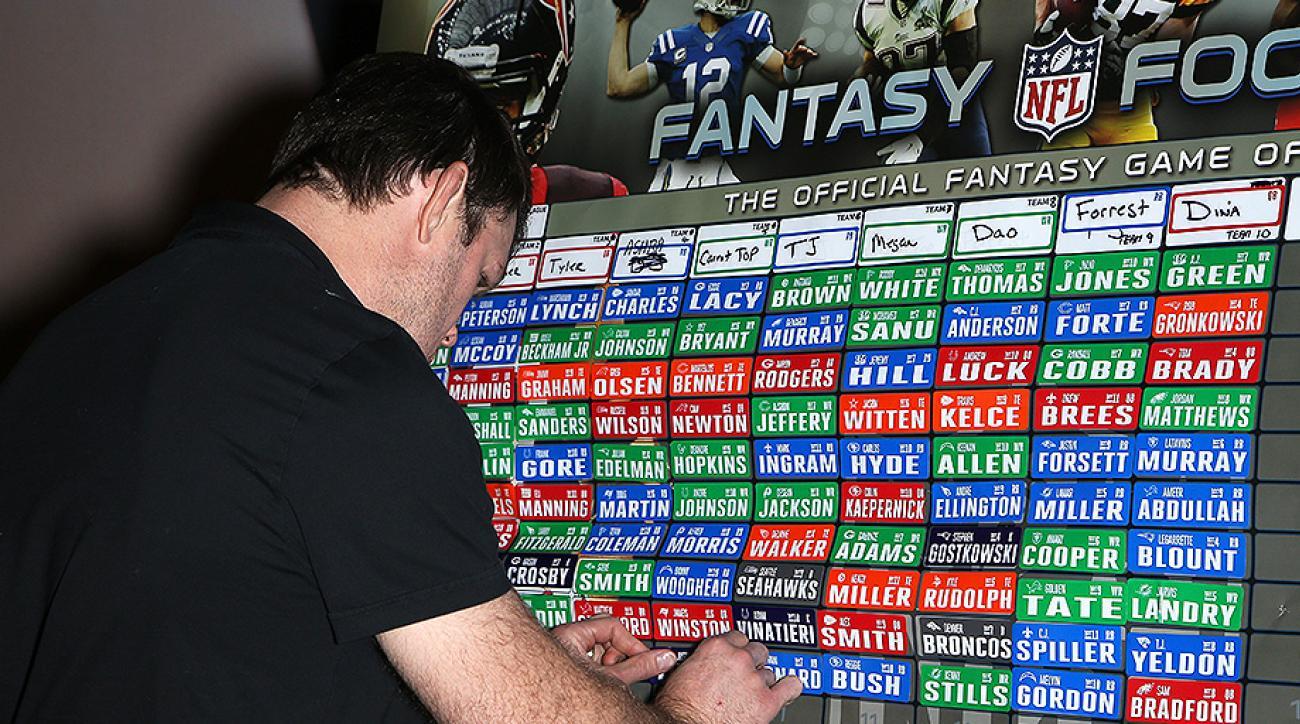 fantasy football world