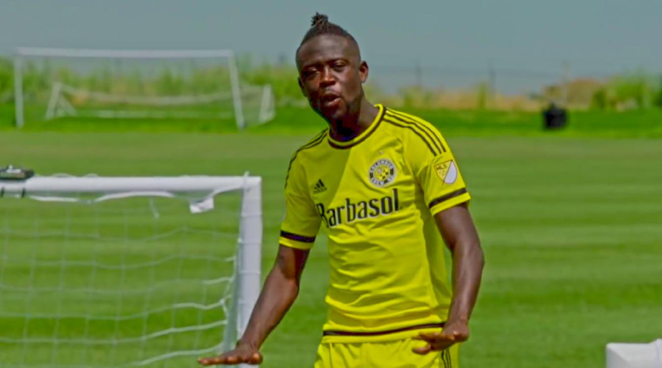 Watch MLS players try FIFA's skills challenges in real life