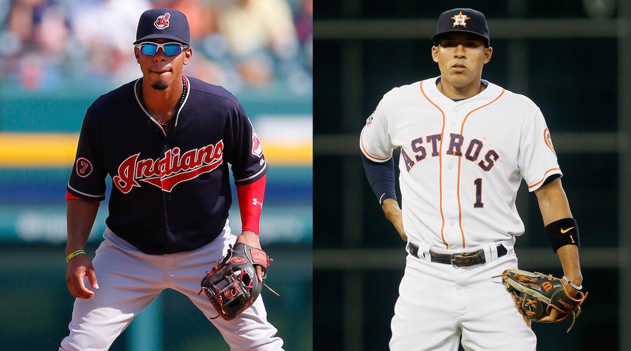 AL Rookie of the Year race down to two shortstops