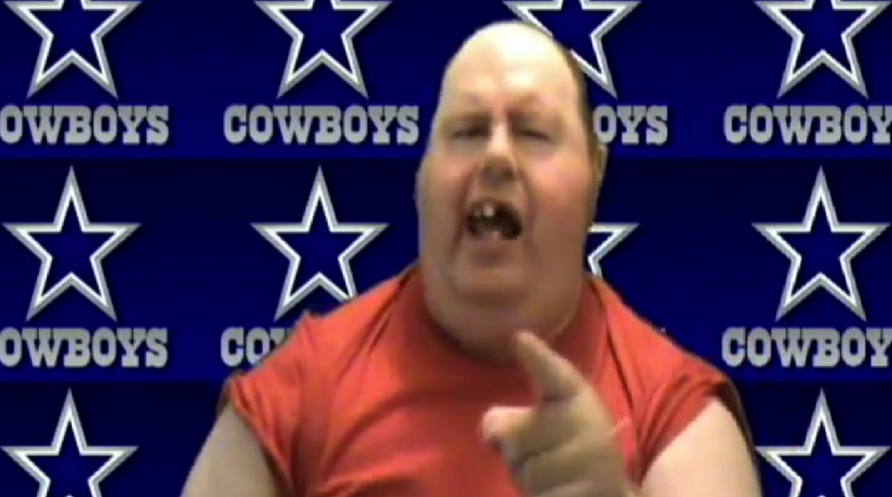 Mustard Minute: Feel the power of this Dallas Cowboys sermon IMG