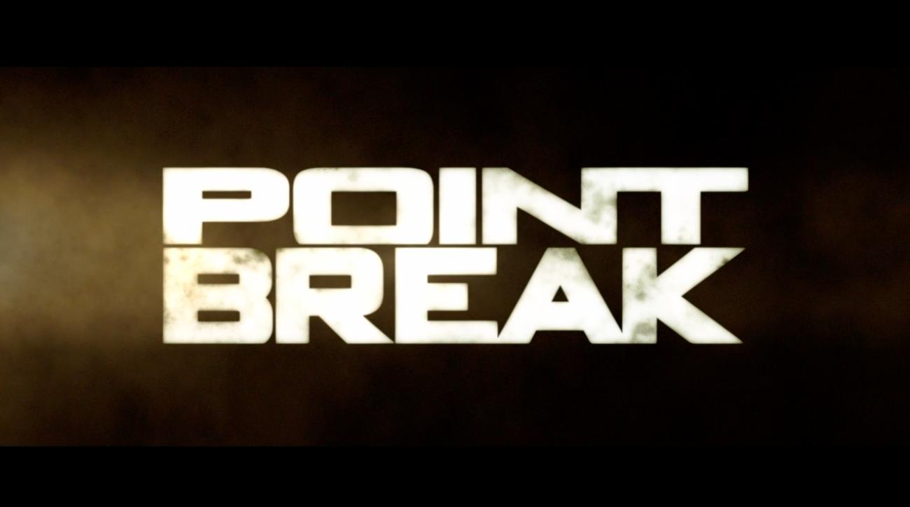 Watch the new Point Break trailer