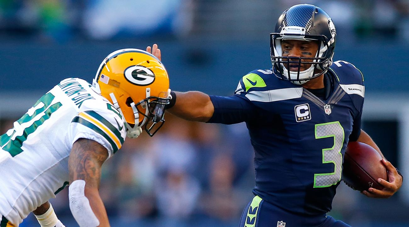 Pick of the Week: Seattle Seahawks vs. Green Bay Packers