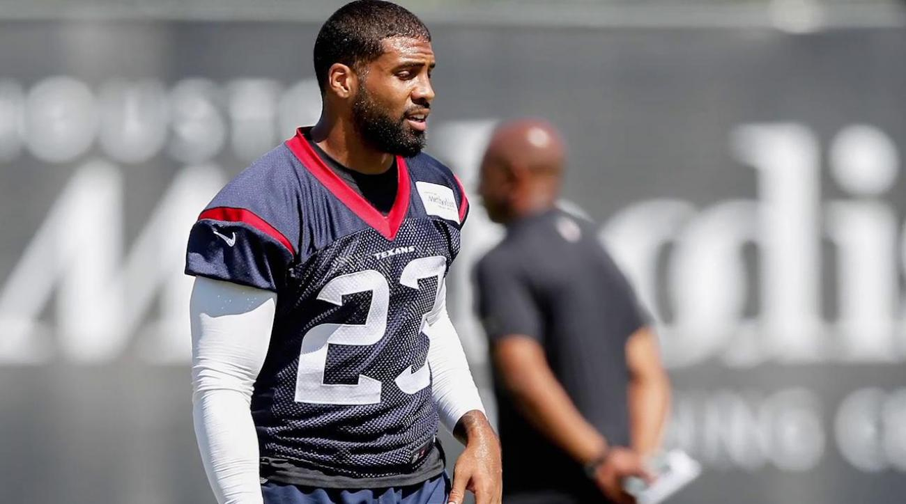 Arian Foster will not play Sunday against the Panthers