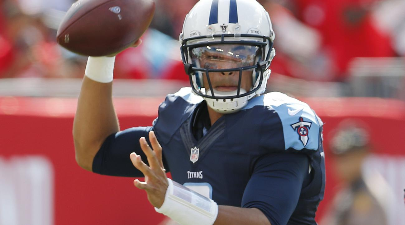 Marcus Mariota and the Tennessee Titans look to stay sharp against the Cleveland Browns in Week 2