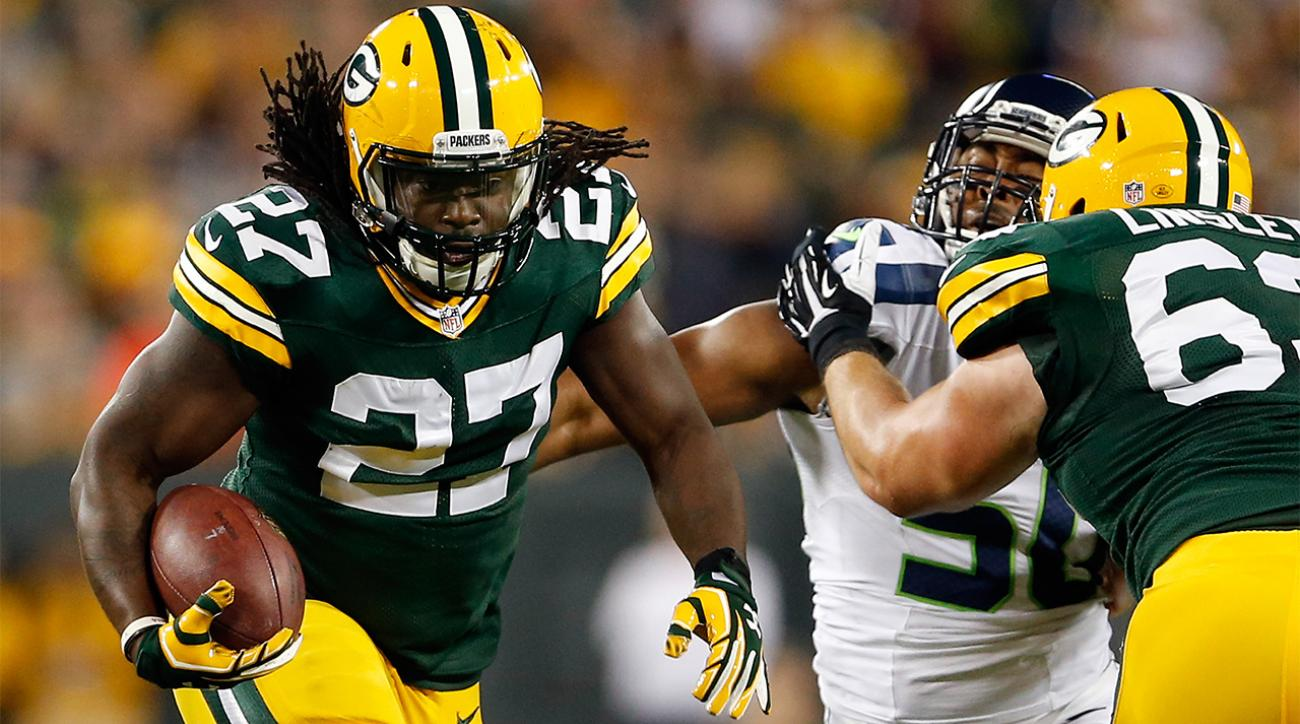 NFL Week 2 injury roundup: Lacy, Alonso, Miller leave games with injuries