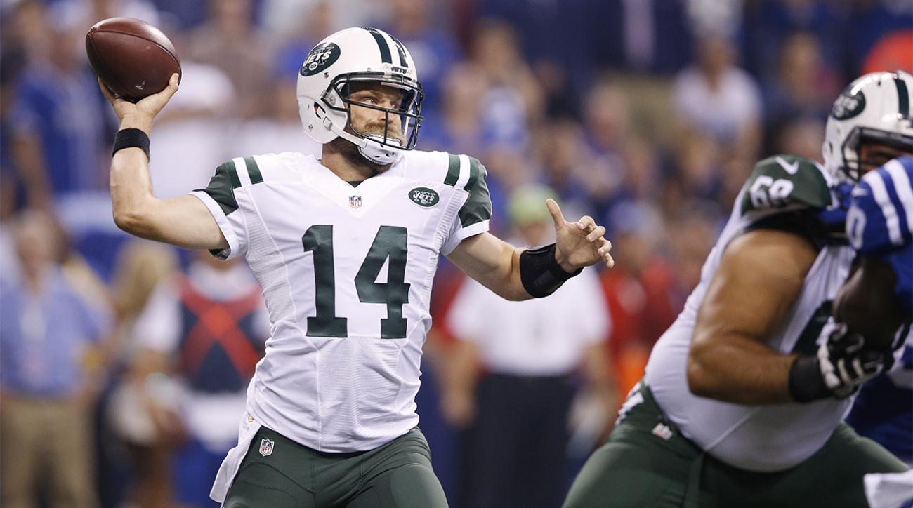 Jets beat the Colts 20-7 on Monday Night Football