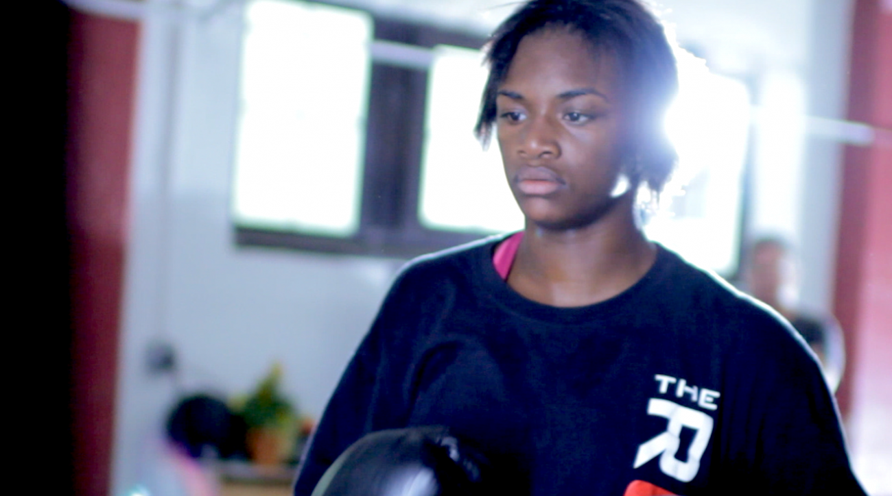 claressa shields, sports illustrated, si films, flint michigan, boxing, olympic boxing, flint
