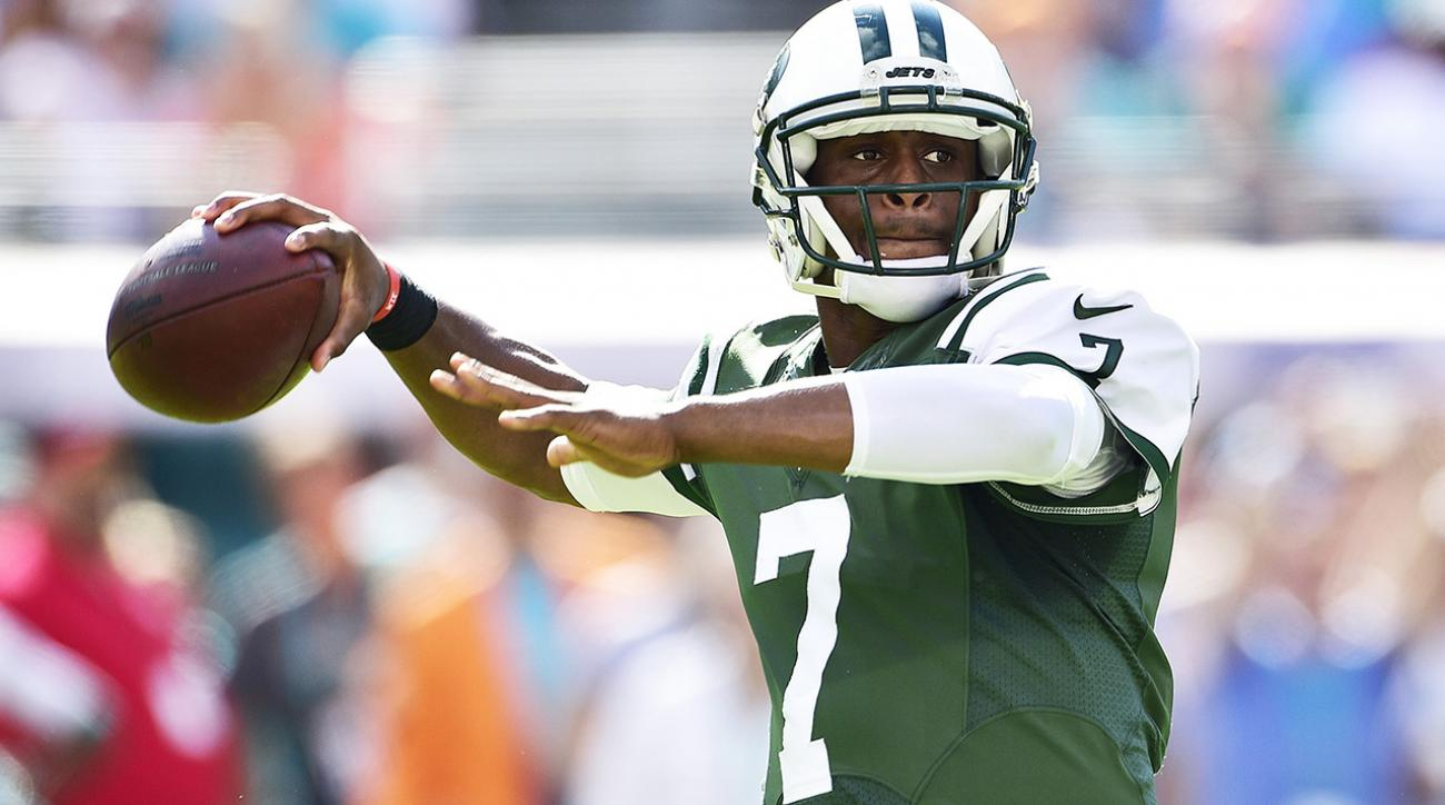 Jets QB Geno Smith medically cleared, practices in full