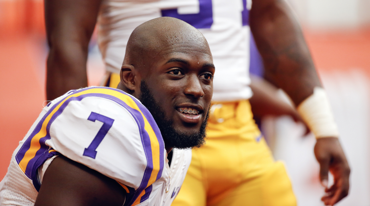 College football, leonard fournette, lsu tigers, sports illustrated, heisman, leonard fournette heisman
