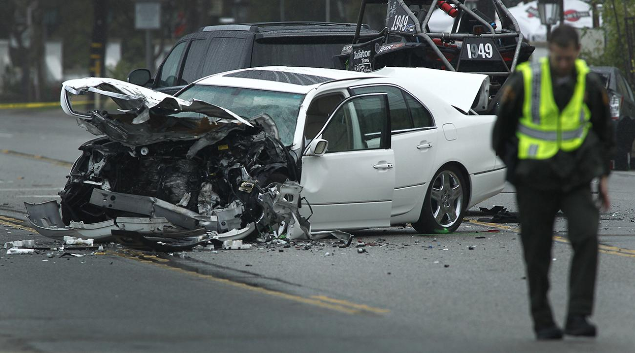 Caitlyn Jenner will not be charged in fatal crash  IMAGE